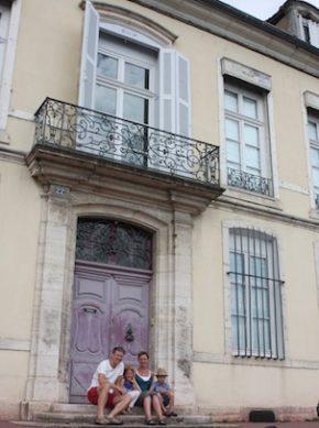 Huizenruil Frankrijk