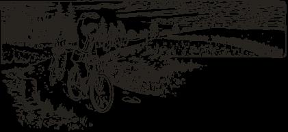QCE-RetroFigures-fietspad