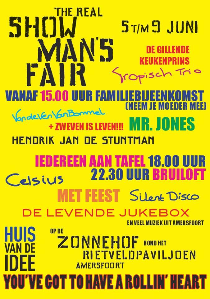 The Real Showman's fair