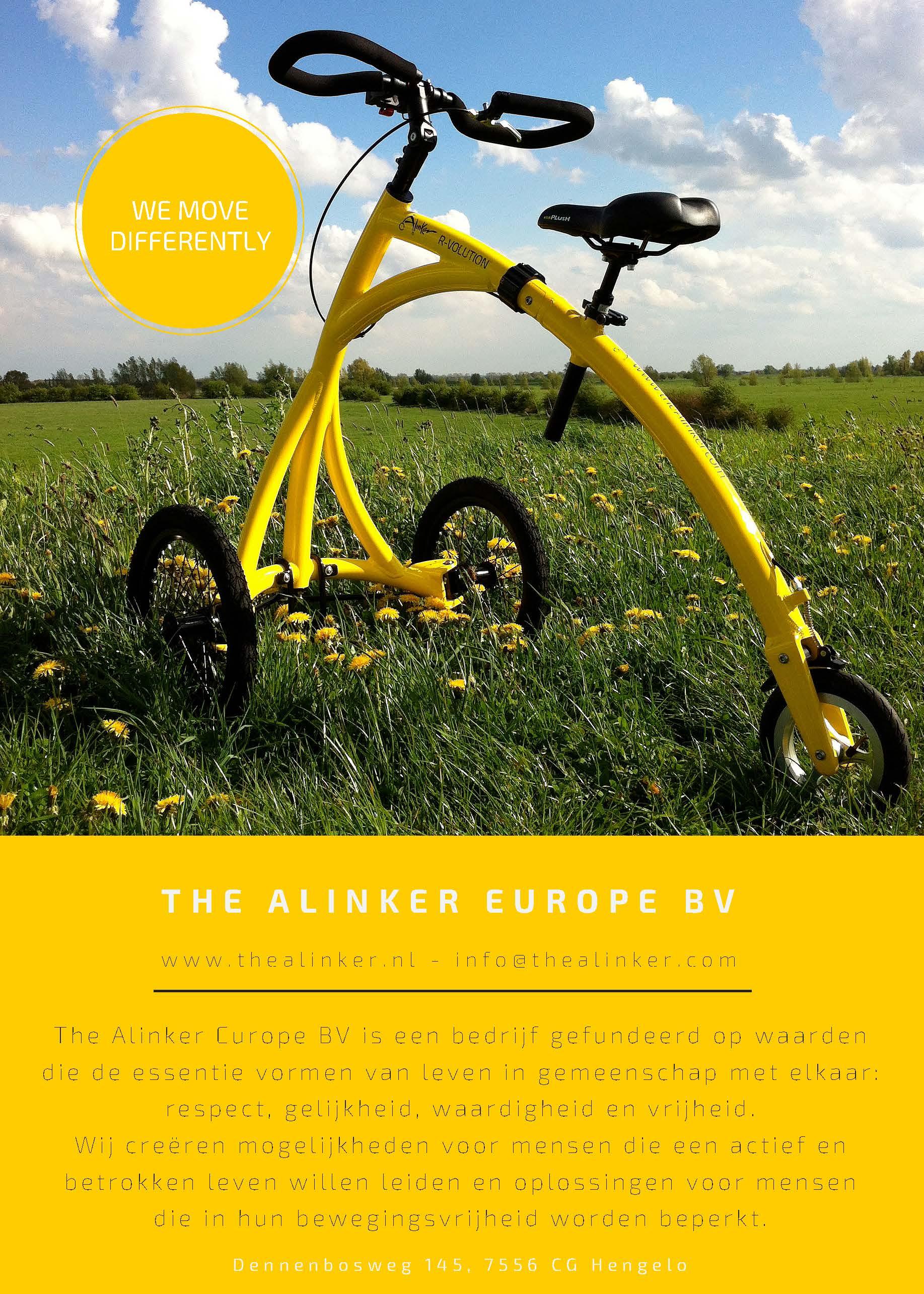 BROCHURE NL - Alinker 2015