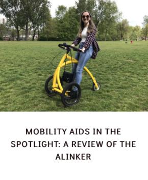 Alinker review van Josephine Rees